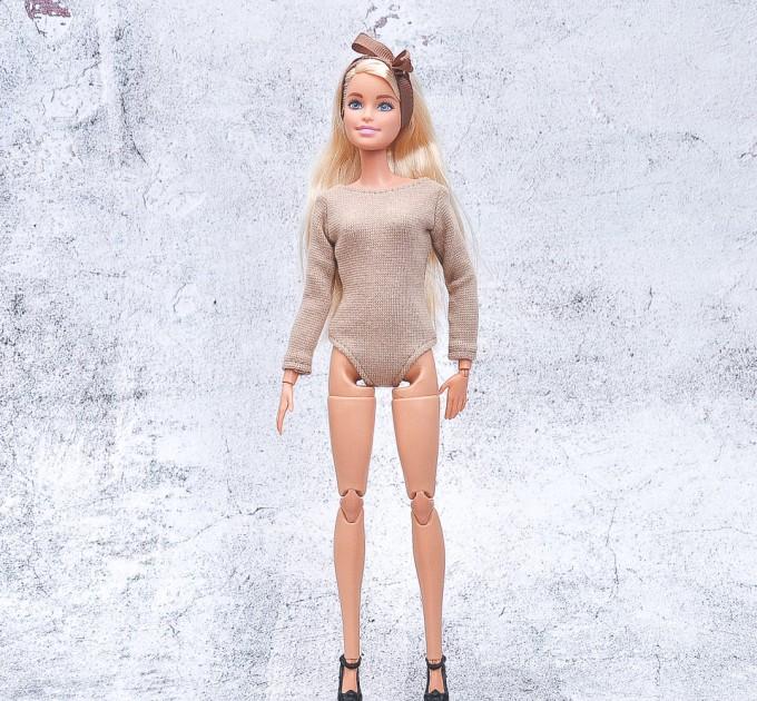 Barbie sand  bodysuit
