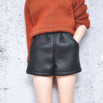 Blythe black shorts