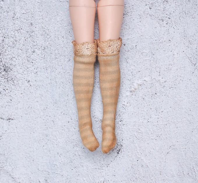 Blythe striped  socks