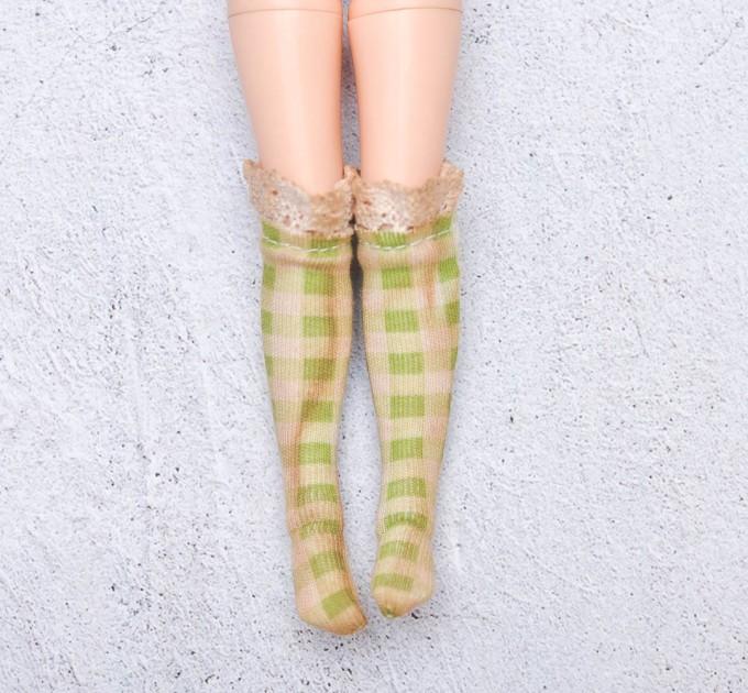 Blythe coffee stained socks