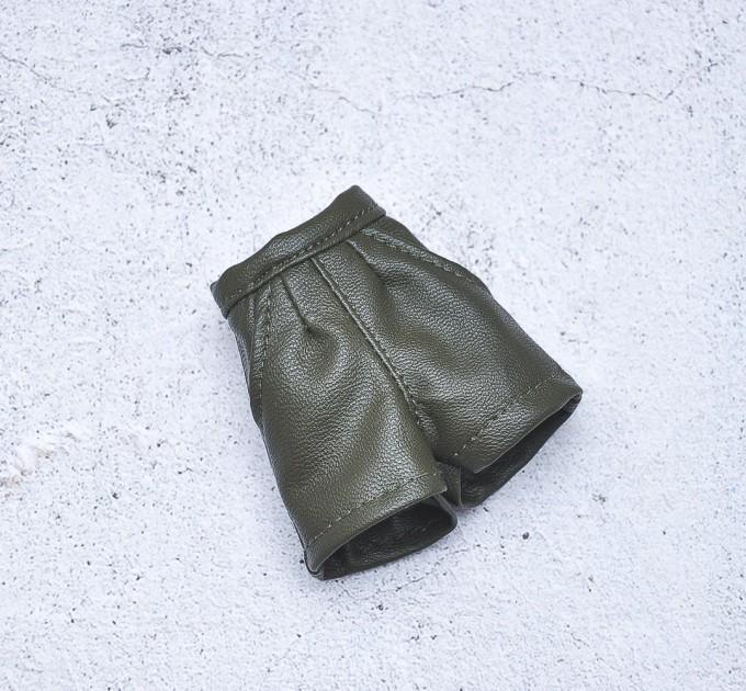 Blythe khaki  shorts