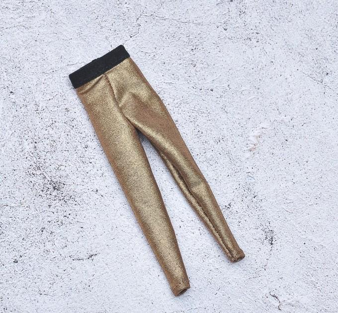 Blythe bronze doll  leggings