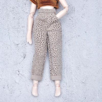 Blythe printed jeans