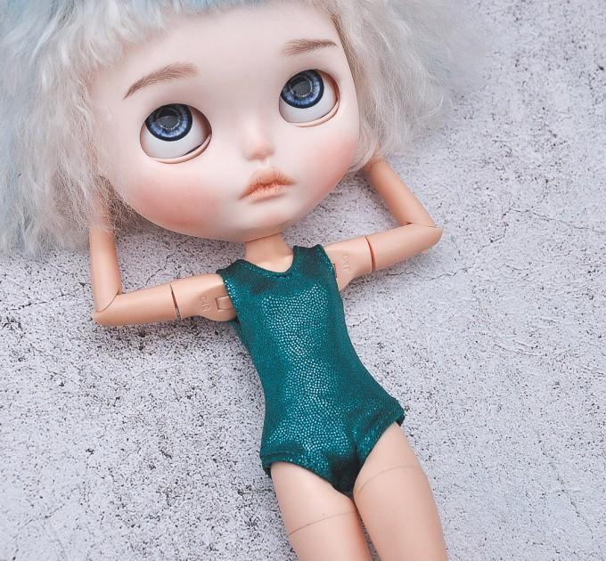 Blythe  emerald green swimsuit