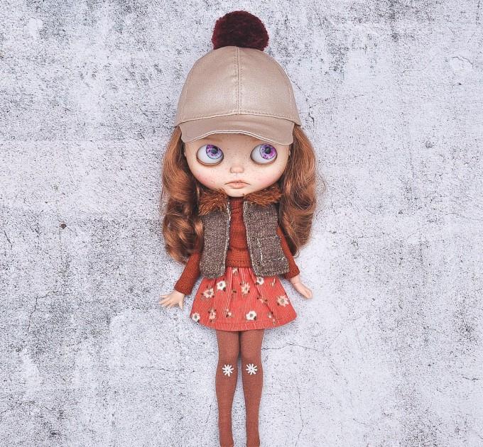 Blythe doll vest