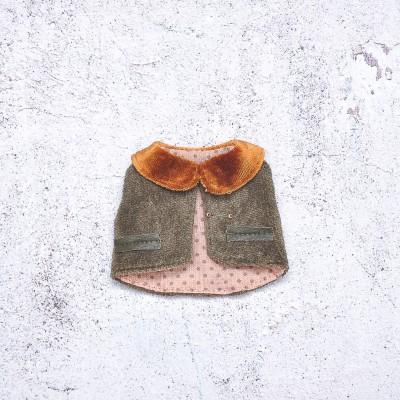 Blythe doll  khaki vest