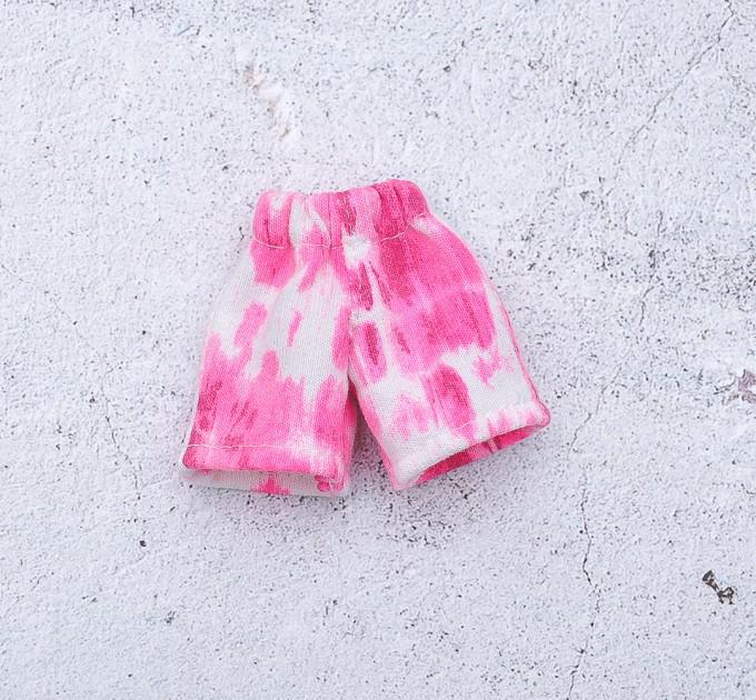 Blythe jersey shorts