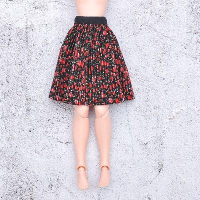 pleated  skirt for Blythe doll