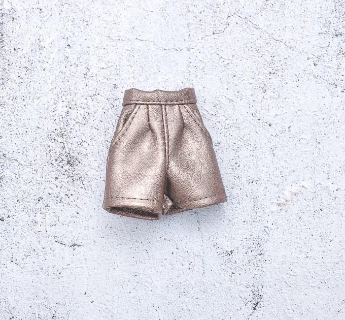 Blythe bronze shorts
