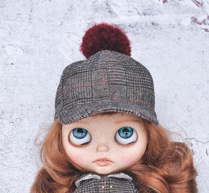 Blythe sherlock  cap