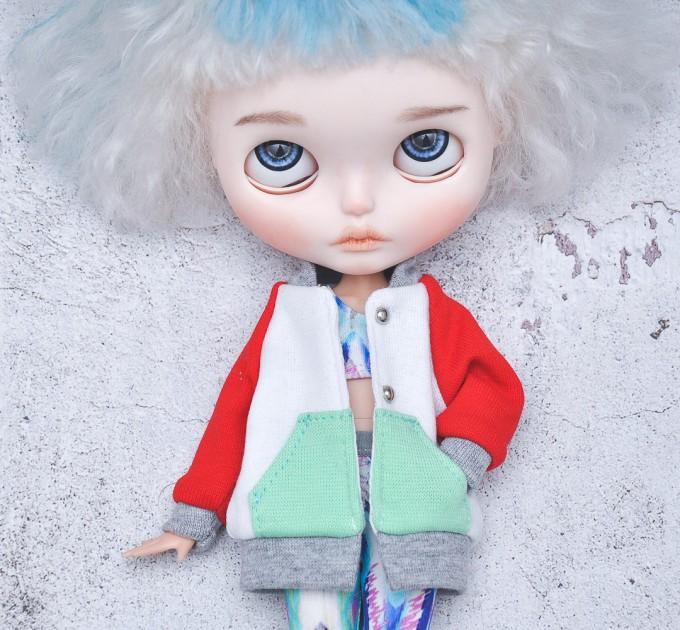 blythe leggings doll bra doll outfit