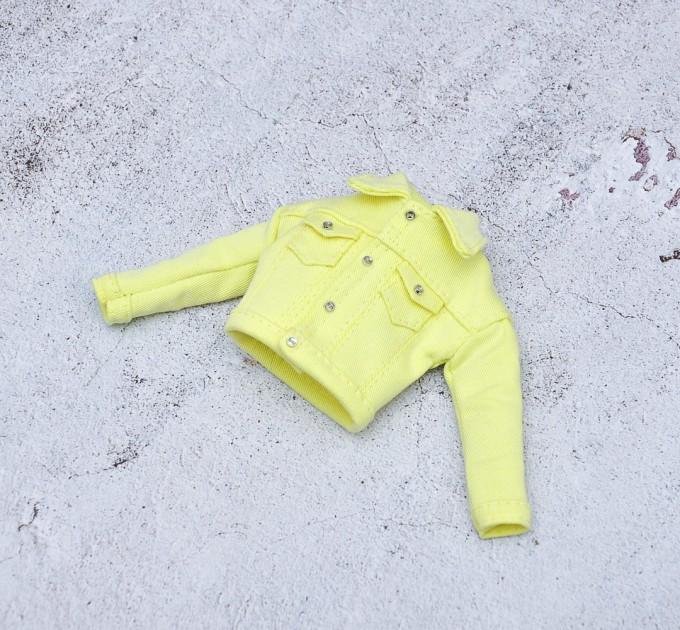 blythe clothes jacket doll coat