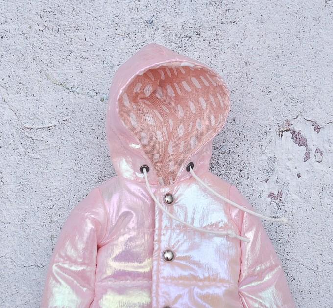 Blythe doll pearl pionk coat