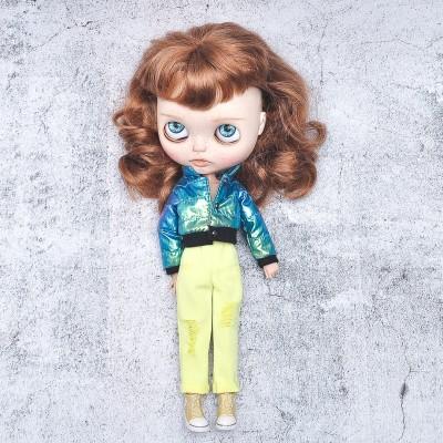Blythe doll coat