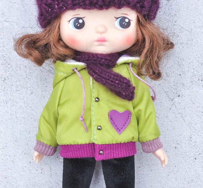 Holala green  coat / Holala winter jacket