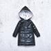 black winter Blythe coat