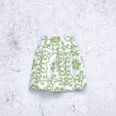 Blythe cotton skirt / Pullip, Azone doll skirt