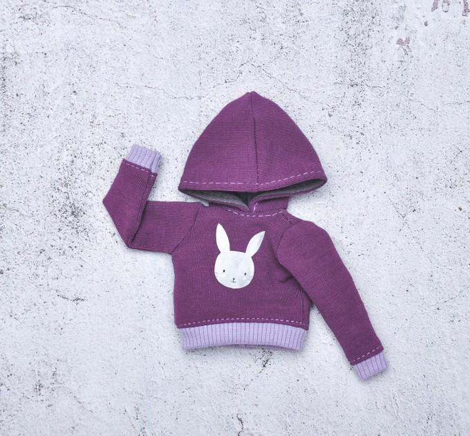 Blythe cotton jersey hoodie