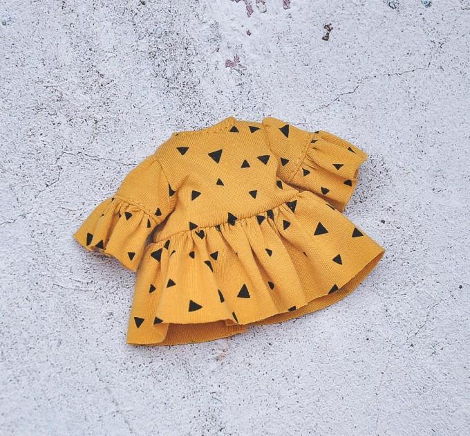 blouse for Blythe/ dress for Holala