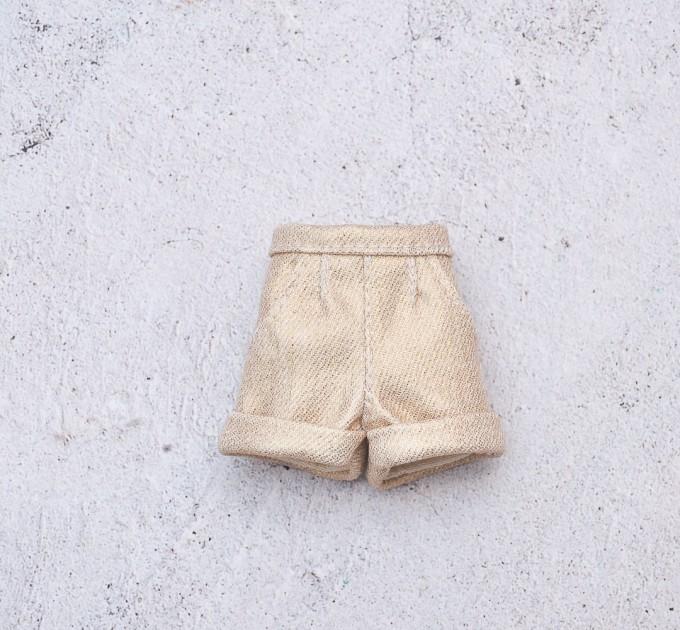 blythe clothes doll shorts