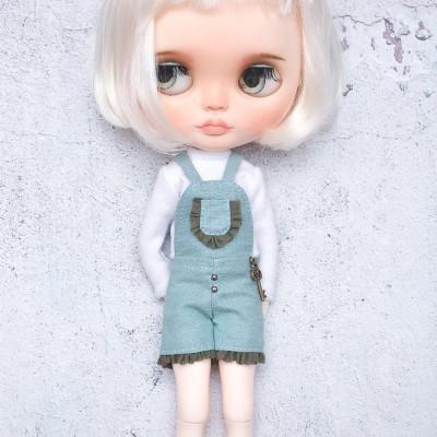 Blythe overall