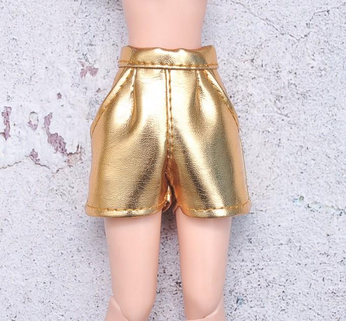 blythe golden  shorts