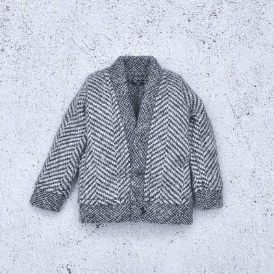 Blythe gray cardigan